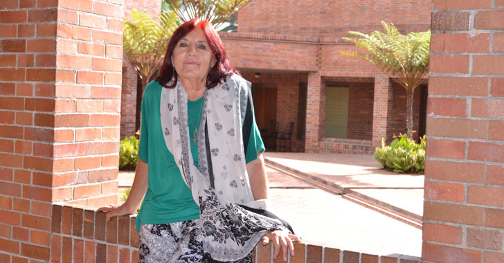 Isabel Crooke, de arqueóloga a poeta