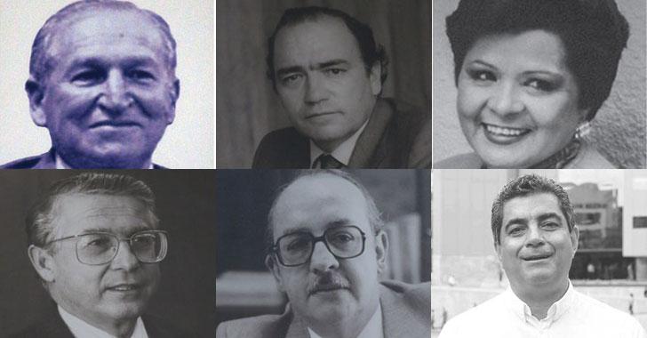 Gobernadores que han marcado la historia del Quindío