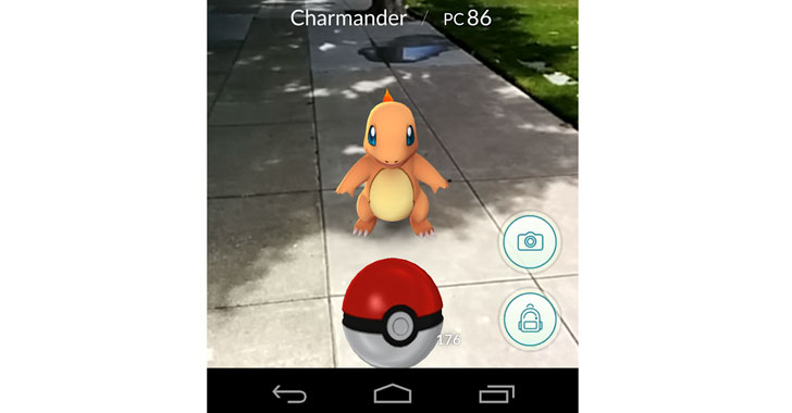 Cuidado con las versiones falsas de la aplicación Pokémon Go