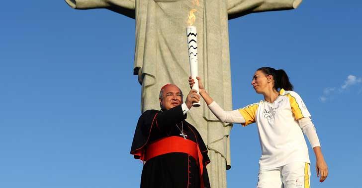 Previa a la inauguración de los Juegos Olímpicos Río 2016