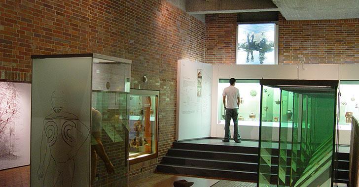 El Museo del Oro Quimbaya, un lugar con doble nacionalidad