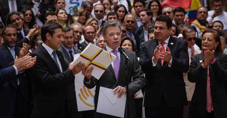 COLOMBIA: Cese del fuego bilateral definitivo se iniciará el lunes 29 de agosto