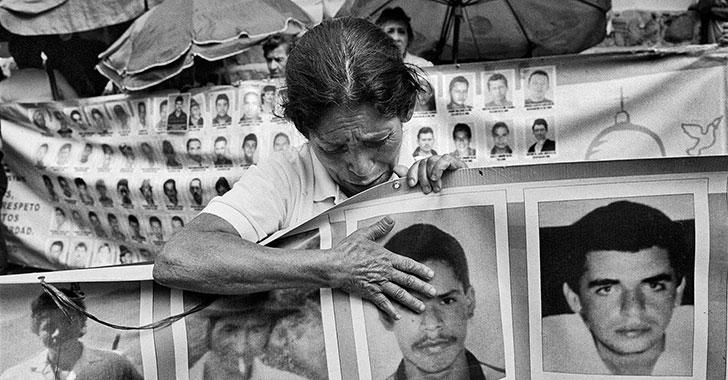 La humanidad necesita la paz sin desaparición forzada