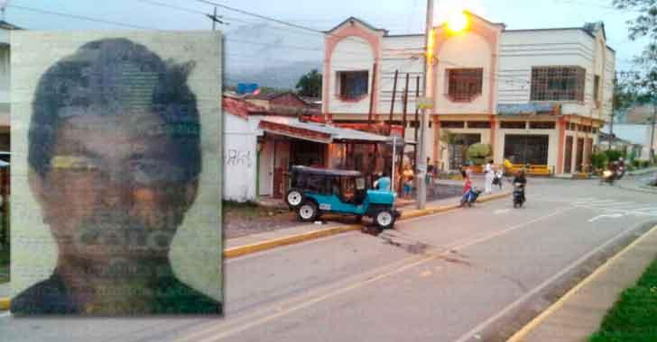 Conductor de Willys fue asesinado en Caicedonia La Crónica ...