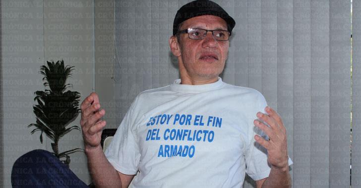 Jhon Jairo Salinas: 'Sí'