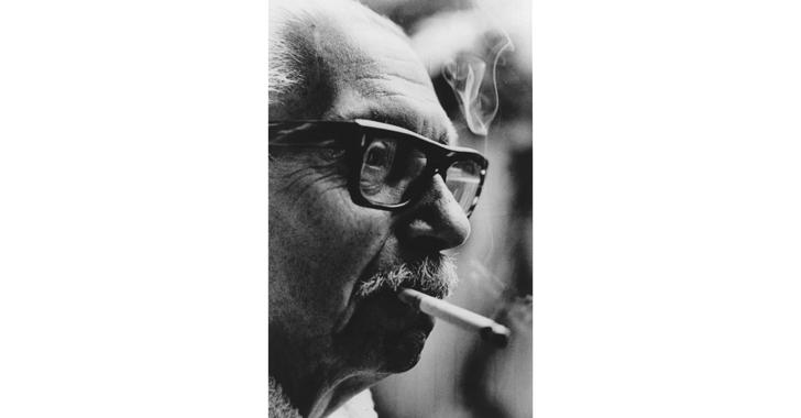 Luis Vidales, premio Lenin de Paz en 1983