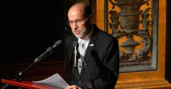 El ingeniero Armando Espinosa, reconocido por Colciencias como investigador Emérito
