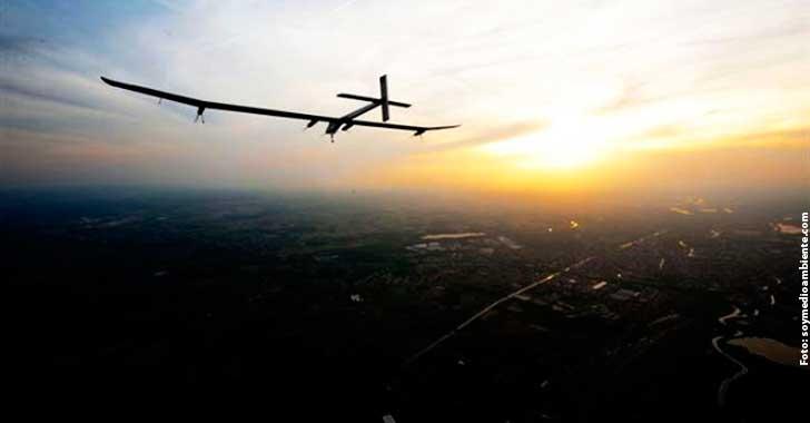 Solar Impulse 2: el avión solar que dio la vuelta al mundo