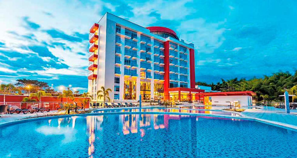 Sonesta hotel pereira abre su segundo restaurante con - Hotel salamanca 5 estrellas ...