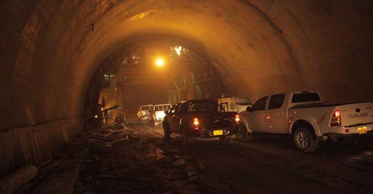 Invías abrió formalmente proceso de licitación para terminar obra del túnel de la Línea