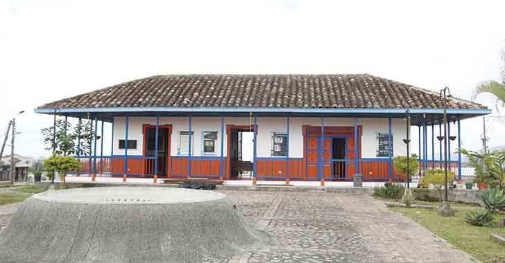 Reabrieron  la Casa Museo de Circasia