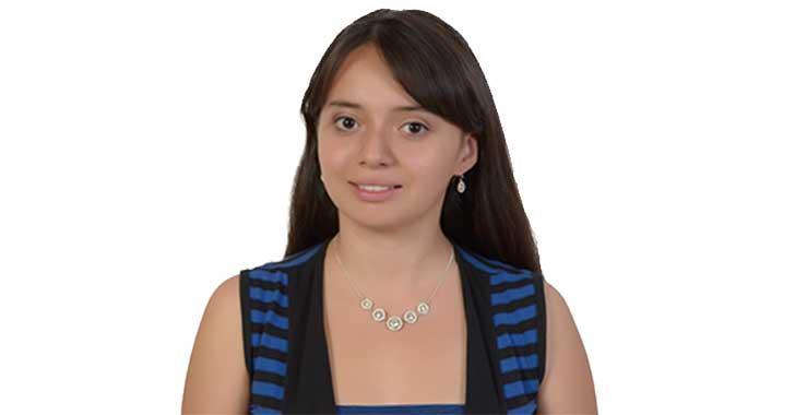 Luisa Fernanda Beltrán Tovar,  mejor propuesta en bilingüismo