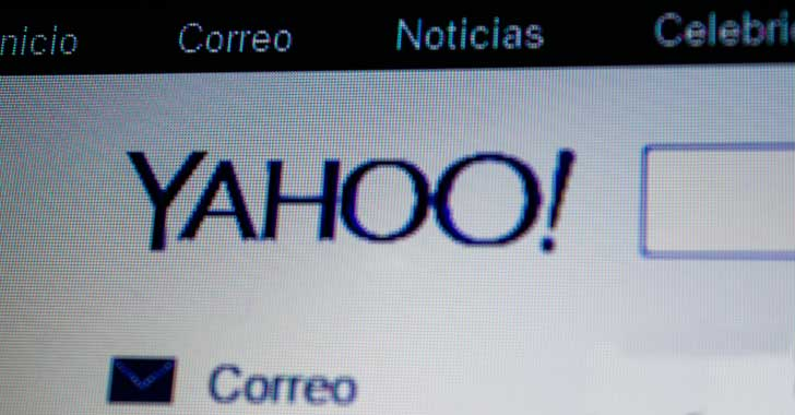 Robaron información de ''más de mil millones'' de cuentas de Yahoo!