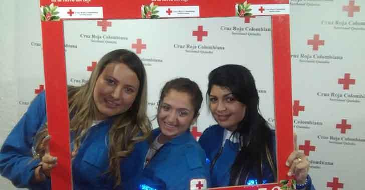 La Cruz Roja, seccional Quindío, culminará el 22 de enero la celebración de sus 50 años