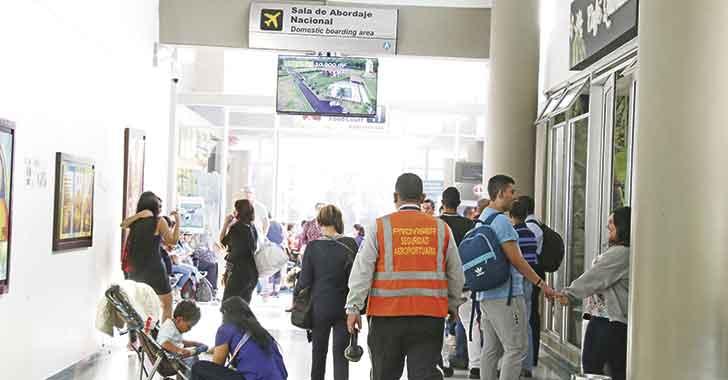 """""""Inversión en el aeropuerto El Edén es apenas un aperitivo"""""""