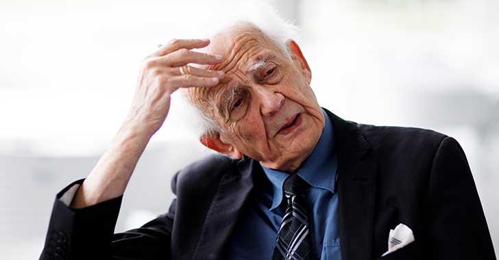 El filósofo y sociólogo Zygmunt Bauman falleció a los 91  años, en Leeds, Reino Unido