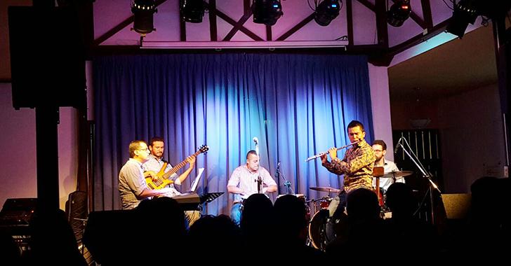 Con jazz, abre primera presentación musical del año el grupo El Ensamble