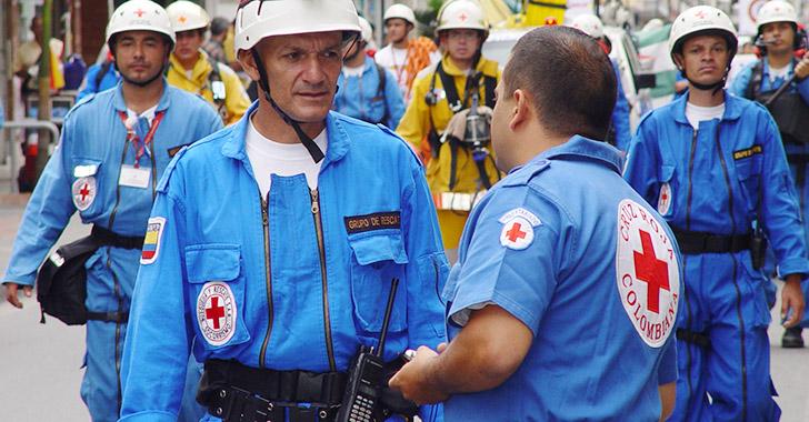 La Cruz Roja realizó acompañamiento a plan retorno