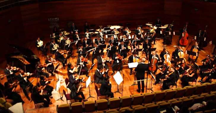 Sinfónica de Colombia con el toque francés
