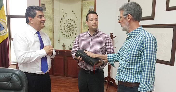 Jorge Iván Echeverry es el nuevo director de Industria y Comercio