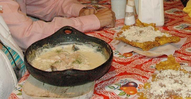 Trucha de Salento, plato destacado  en el corredor turístico del PCC
