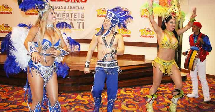 Cantantes amateur se dan cita en Río Casino