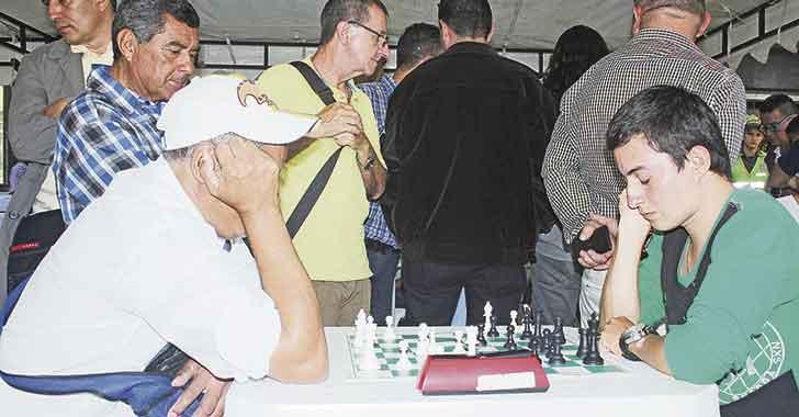II Open Internacional de Ajedrez en Salento, para el 22 y 23 de abril