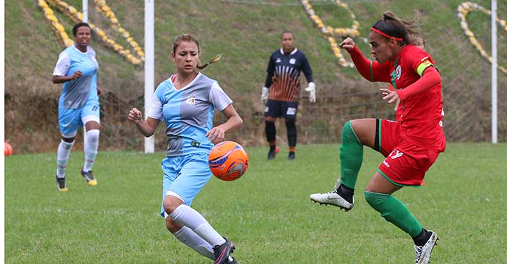 Ratificaron debut de las chicas del Deportes Quindío en la Liga este lunes