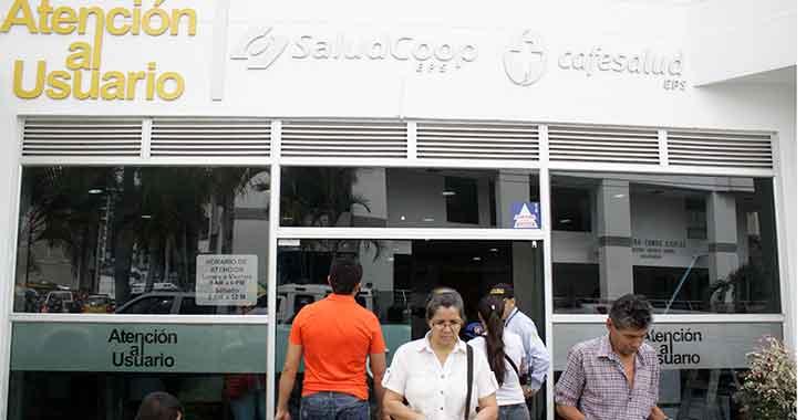 En 2017, la personería de Armenia ha tramitado 100 tutelas contra las EPS