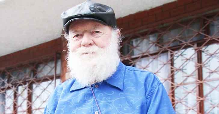 Don Pastor, un papá Noel de carne y hueso