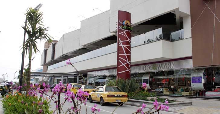 Calima centro comercial brinda seguridad a todos sus clientes