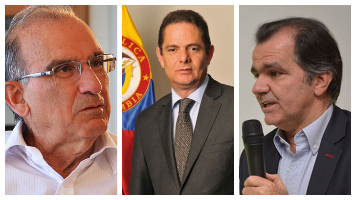 Panorama electoral colombiano se agita con la paz y corrupción como trasfondo