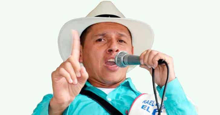 Rael Quintero, el 'vigilante' de la música parrandera