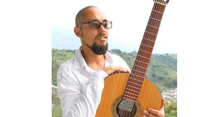 Édgar Iván Tarazona, una guitarra a través del tiempo