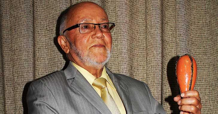 """Pompilio Gutiérrez """"Pompy"""" 50 años con el canto"""