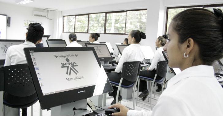 Sena abrió inscripciones para cursar programas tecnológicos de manera virtual