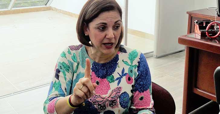 María del Rosario Guerra busca ser la candidata presidencial del Centro Democrático