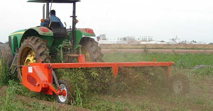En enero, la importación de maquinaria para el agro aumentó 0,3 por ciento