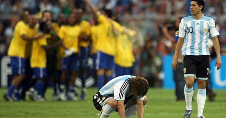 Conmebol investigará posible soborno en la Copa América de 2007