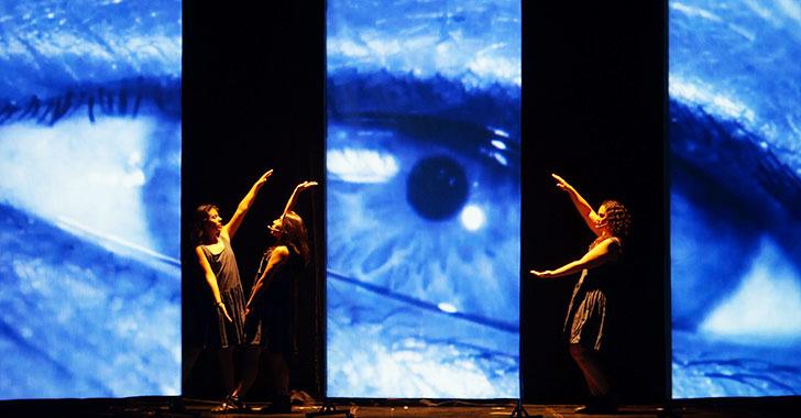 'Hominum, perdón por ser', se estrena este viernes en Teatro Azul