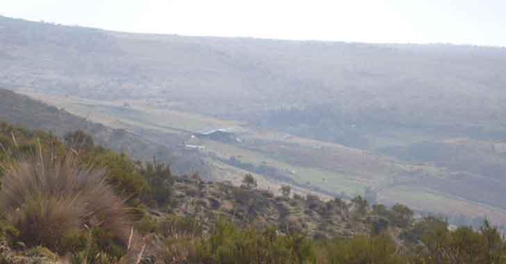Al Parque Los Nevados se recomienda precaución durante la Semana Santa