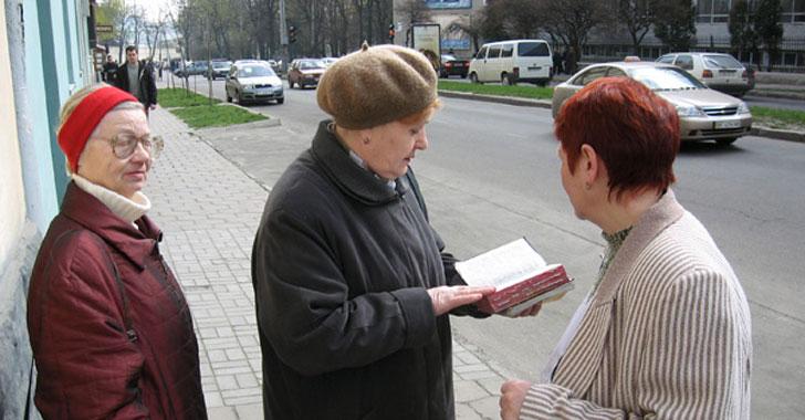 Rusia prohíbe los testigos de Jehová al considerarlos organización extremista