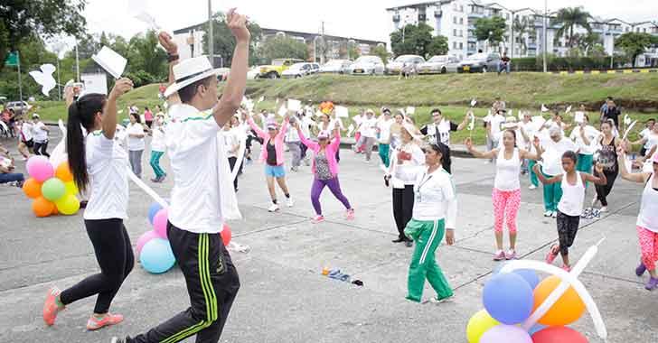 Día mundial de la Actividad Física se celebrará en Armenia con carnaval