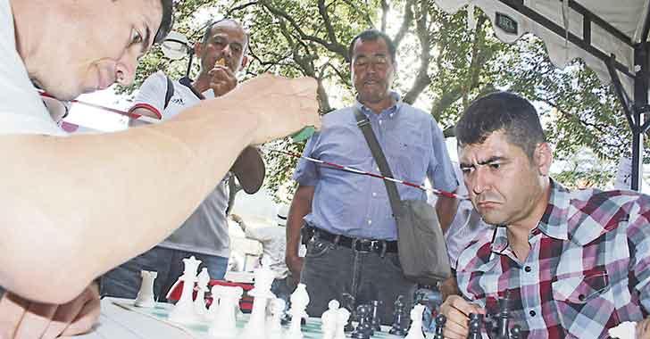 Open de Ajedrez premiará con un millón de pesos al ganador