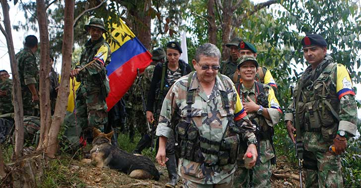 Farc piden esclarecer asesinato de guerrillero y exigen garantías de seguridad