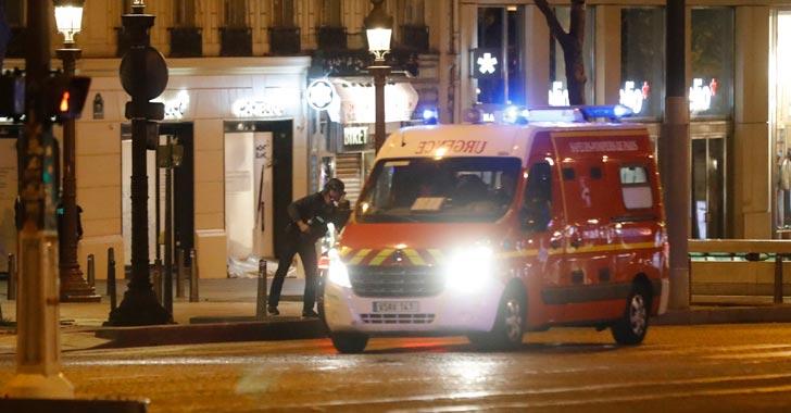Estado Islámico se hace responsable de atentado terrorista en París que dejó dos muertos