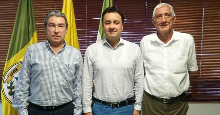 Álvaro José Jiménez Torres, nuevo secretario de Infraestructura