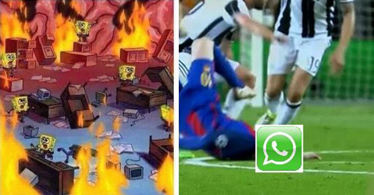 Los mejores memes sobre la caída de WhatsApp