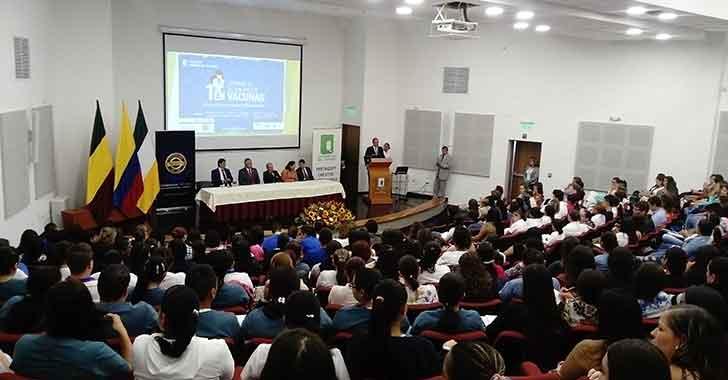 Uniquindío inauguró especialidad en Pediatría con programación académica