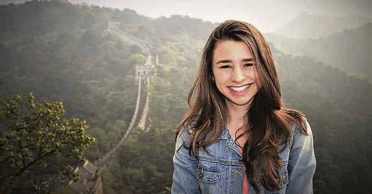 Andrea Barrientos Arias, joven  y visionaria ejecutiva quindiana